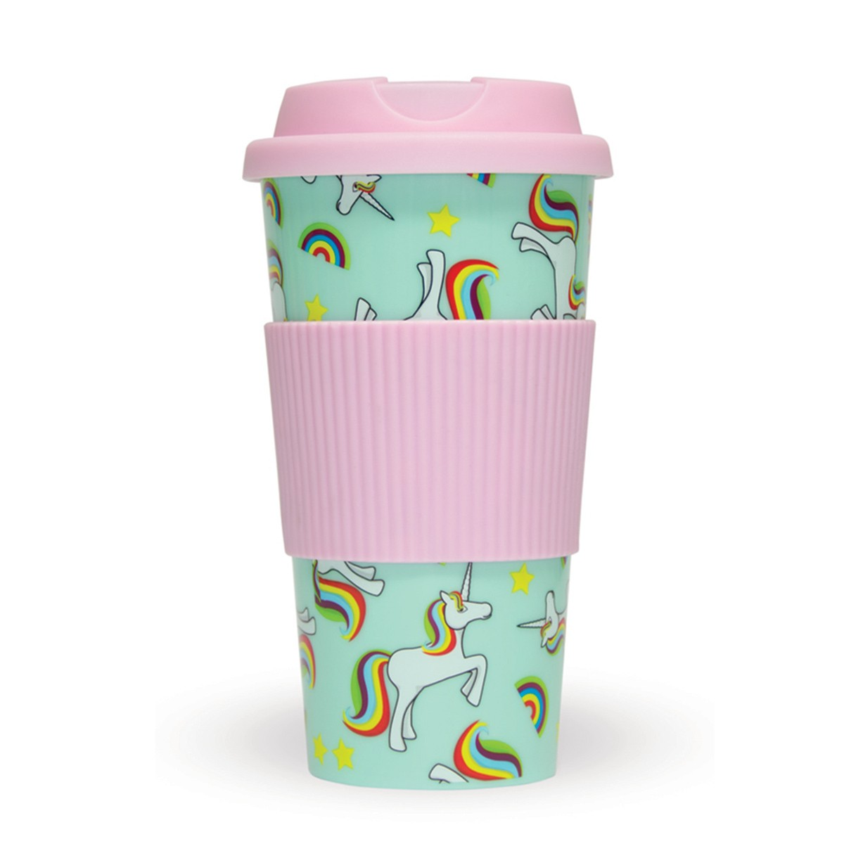 mug licorne grand mug de voyage avec couvercle sur logeekdesign. Black Bedroom Furniture Sets. Home Design Ideas