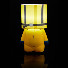 Lampe Look Alite Breaking Bad Combinaison