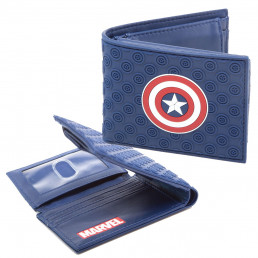 Portefeuille Captain America Marvel