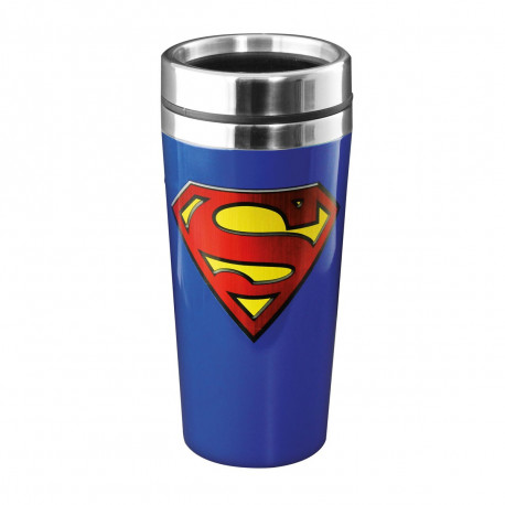 Photo du mug isotherme Superman