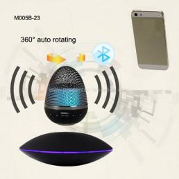 Haut-Parleur Bluetooth en Lévitation Lumineux Soundair
