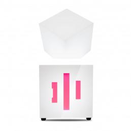 Lampe avec Enceinte Bluetooth en Lévitation Soundkub