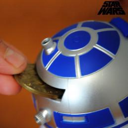 Tirelire R2D2 Star Wars Sonore