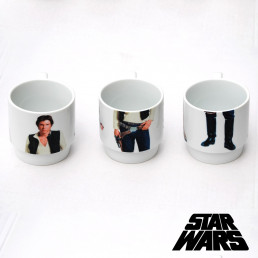 Tasses Empilables Star Wars