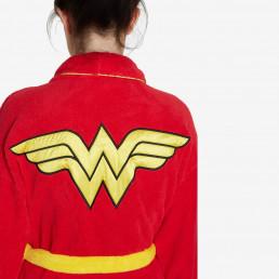 Peignoir Wonder Woman