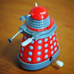 Mutant Dalek Rouge - Docteur Who