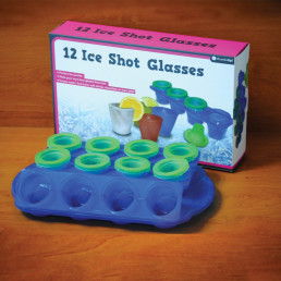 Lot De 12 Ice Shooters