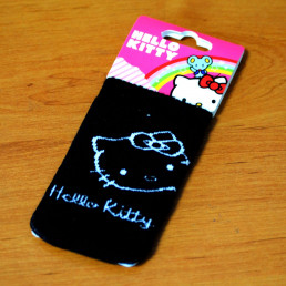 Chaussette Pour Portable Hello Kitty