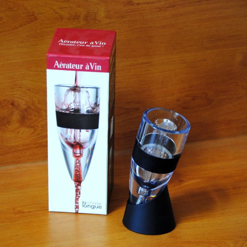 a rateur vin avec filtre cadeau vin original sur. Black Bedroom Furniture Sets. Home Design Ideas