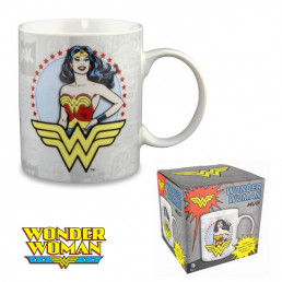 Mug Wonder Woman BD