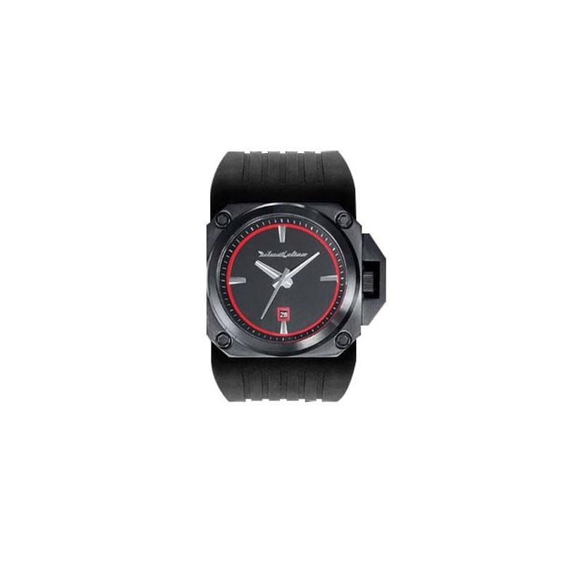 montre blackdice the don black and red montre geek design sur. Black Bedroom Furniture Sets. Home Design Ideas