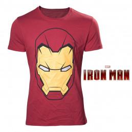 T-Shirt Masque Iron Man Marvel