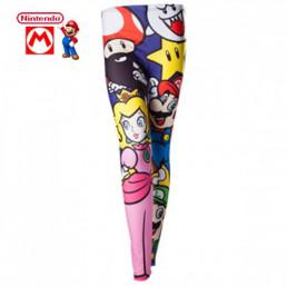 Legging Nintendo Personnages Super Mario Bros