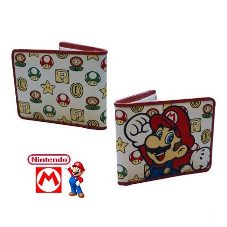 Portefeuille Mario Nintendo