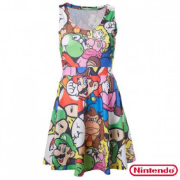 Robe Nintendo Personnages Super Mario Bros
