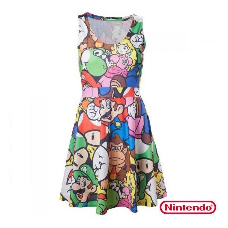 Robe Nintendo Personnages Super Mario Bros