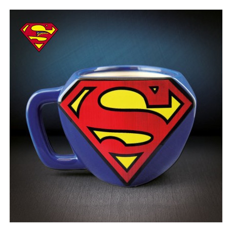 Photo du mug Superman 3D logo