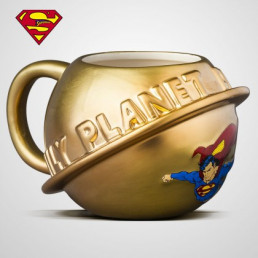 Mug Superman 3D - Daily Planet