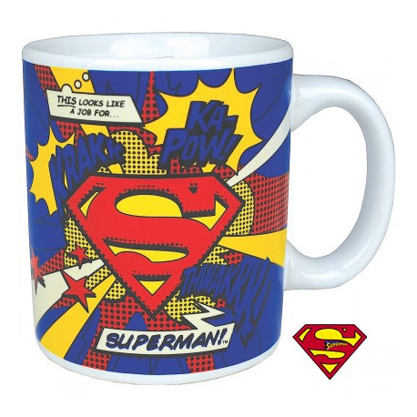 Image du mug Superman BD