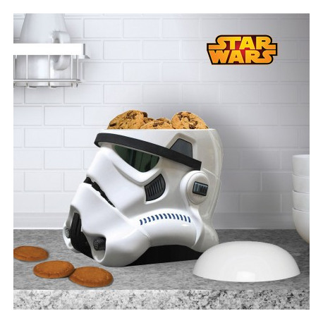 Boîte à Gâteaux Stormtrooper Céramique Star Wars