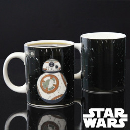 Mug Thermoréactif BB-8 Star Wars