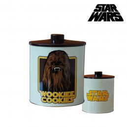 Boîte à Cookies Chewbacca Star Wars