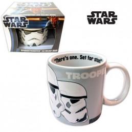 Mug Stormtrooper 2D Star Wars