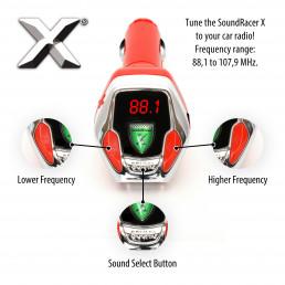Soundracer X - Multiples Moteurs