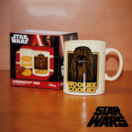 Mug Porte-Biscuits Chewbacca Star Wars