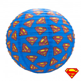Suspension Superman Logo