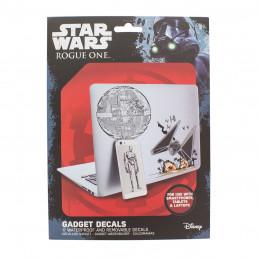 Stickers Star Wars - Lot de 17