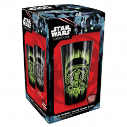 Verre Thermoréactif Death Trooper Star Wars