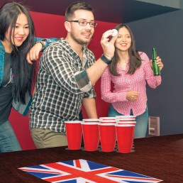 Nappe Pub Bar - Beer Pong