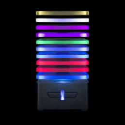 Haut-Parleur Bluetooth Design Multicolore
