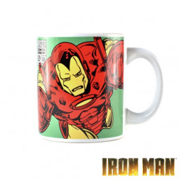 Mug Iron Man Marvel Comics