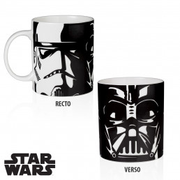 Mug Star Wars Force Obscure - Dark Vador & Stormtrooper