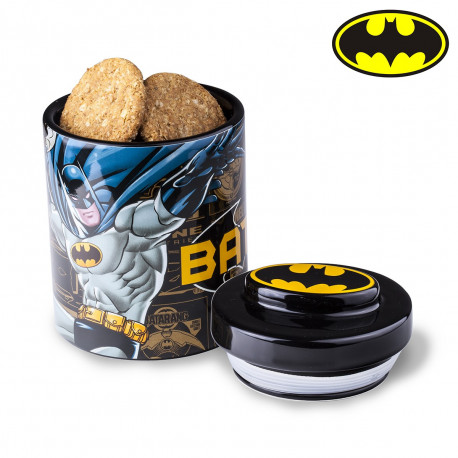 Boîte à Gâteaux Batman en Céramique