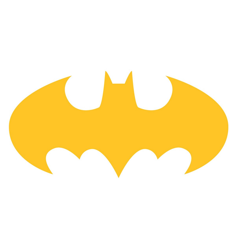 sali re poivri re design l effigie du logo chauve souris de batman sur logeekdesign. Black Bedroom Furniture Sets. Home Design Ideas