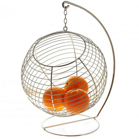 Corbeille à Fruits Boule en Suspension