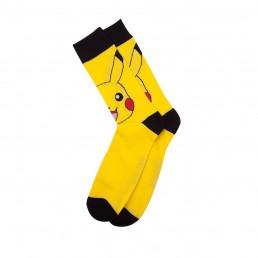 Chaussettes Pokemon Pikachu