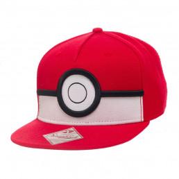 Casquette Pokémon Pokéball
