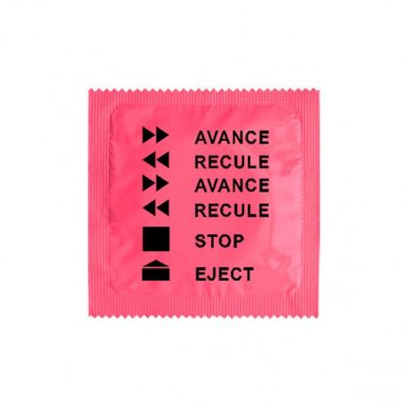 Préservatif Avance recule