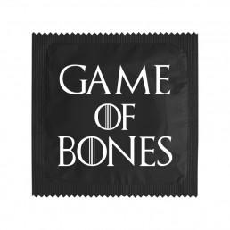 Préservatif Games of Bones