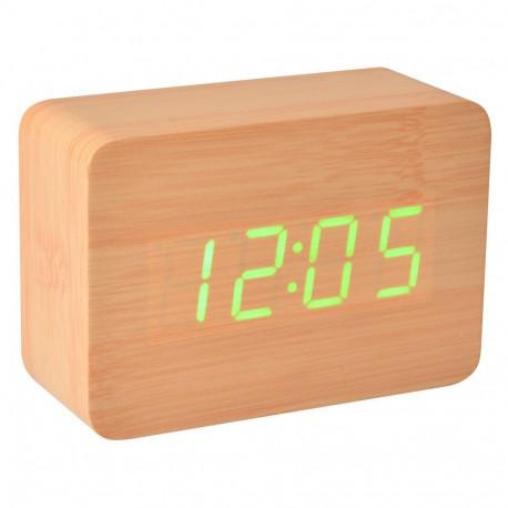 Réveil Thermomètre Led