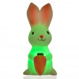 Mini Veilleuse Lapin Multicolore
