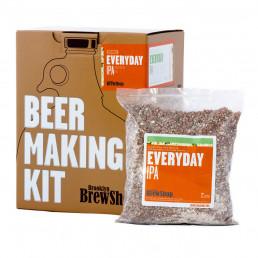 un set de fabrication de bière artisanale sur logeekdesign