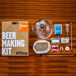 Kit de Fabrication de Bière Maison