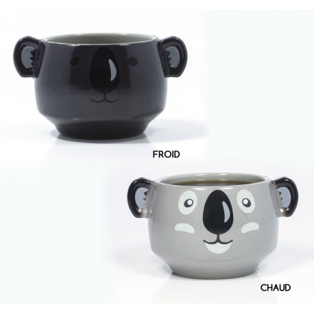 Tasse Koala Thermoréactive