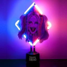 Lampe Néon Harley Quinn Suicide Squad