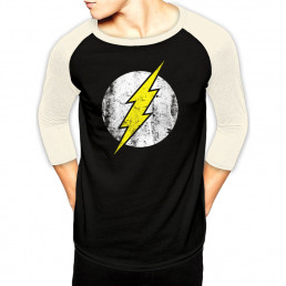 T-Shirt Flash Manches 3/4